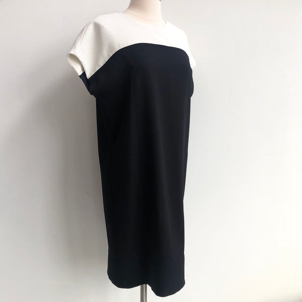 Vince Colorblock Dress