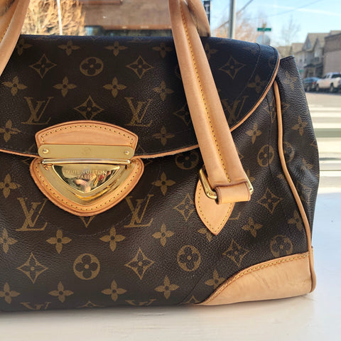 Louis Vuitton Beverly GM Monogram