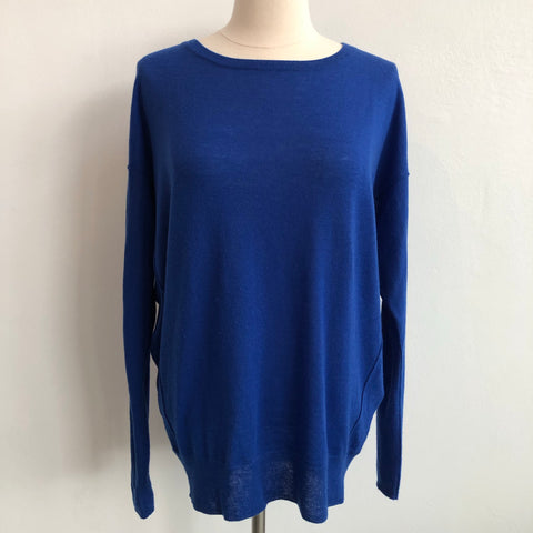 Vince Cobalt Blue Sweater