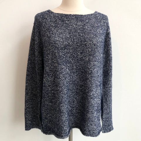 Theory Split Sleeve Sweater
