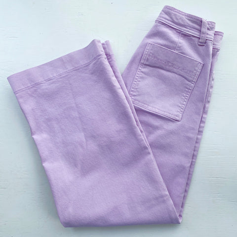 M.i.h Jeans Purple Denim