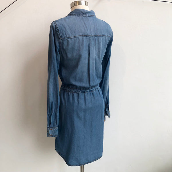 Splendid Denim Tunic Dress