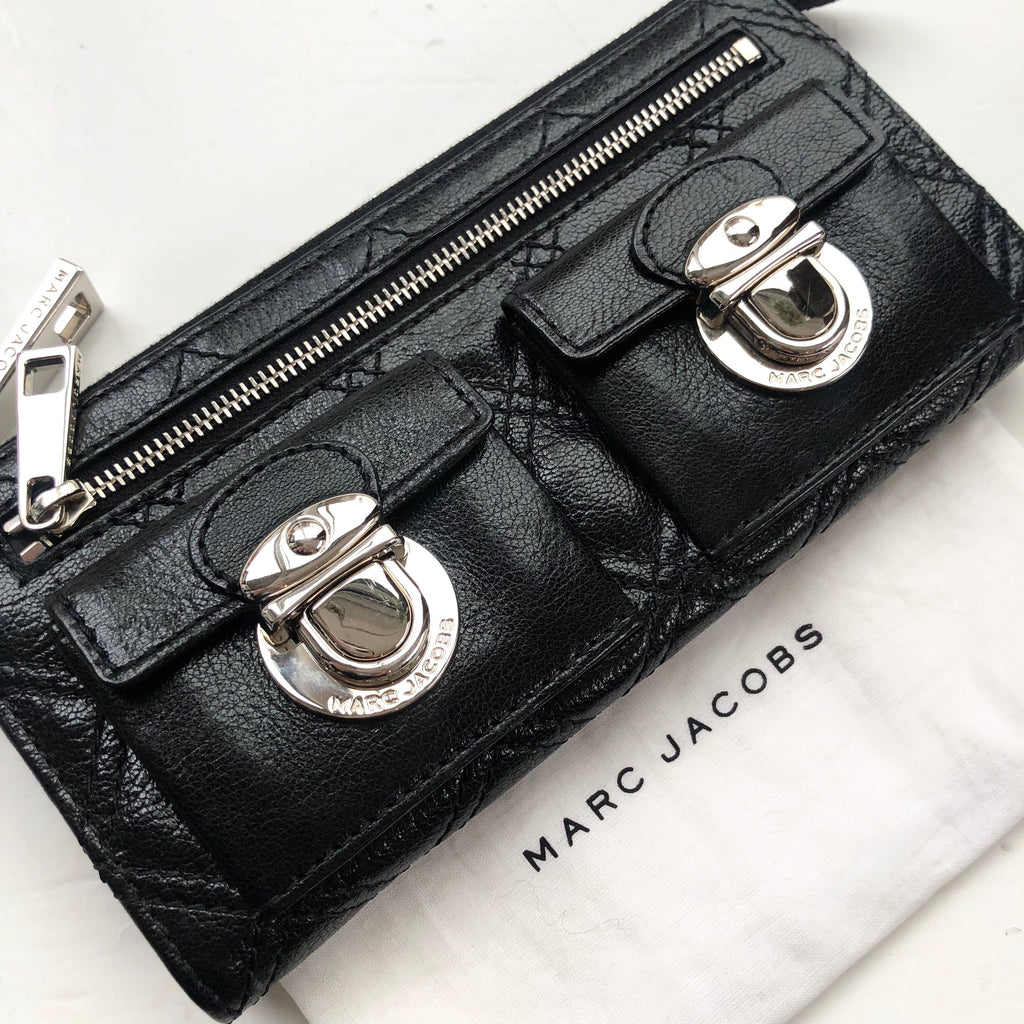 Marc by Marc Quilted Wallet