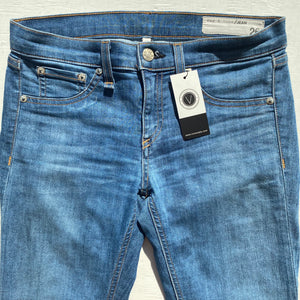 Rag & Bone Cut Off Skinny - 26