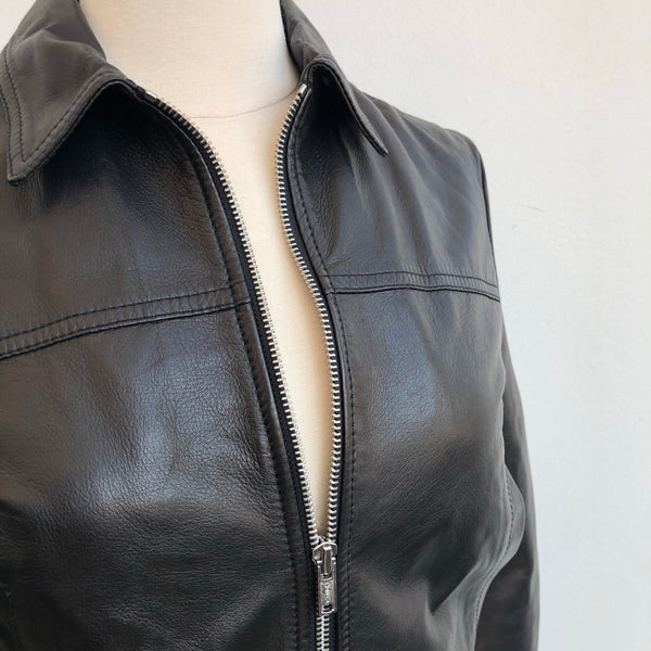 R13 Leather Jacket