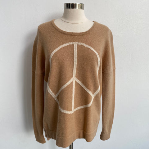 Torn by Ronny Kobo Peace Sweater