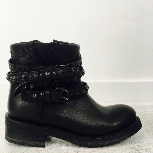 ASH Studded Black Boots