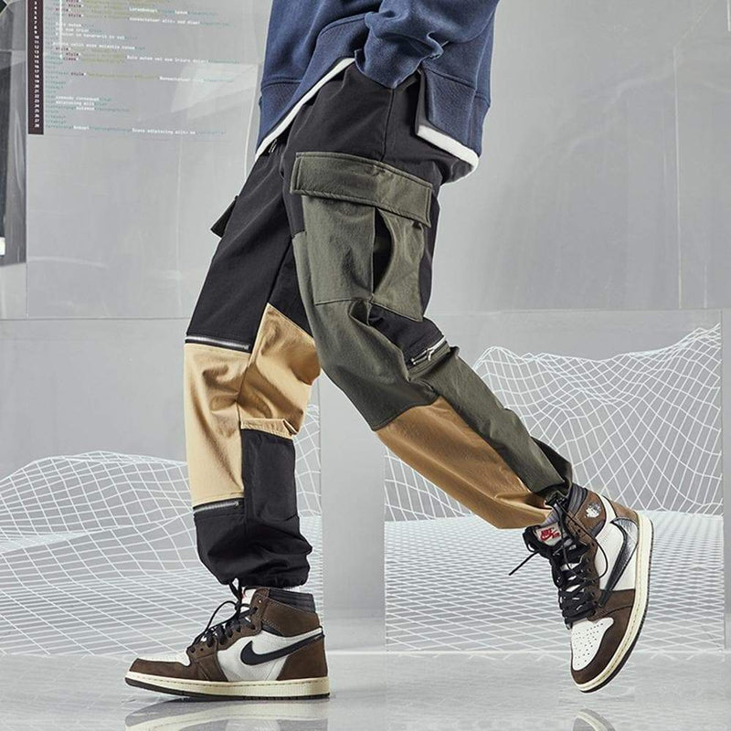 DO STYLE CARGO PANTS