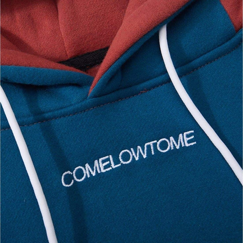 COME LOW TO ME HOODIE