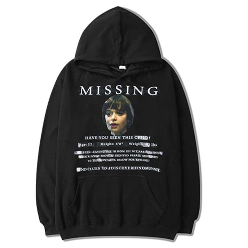 MISSING KID HOODIE - Raiment NYC