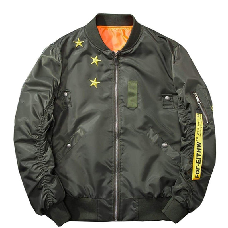 METAL STORM JACKET - Raiment NYC