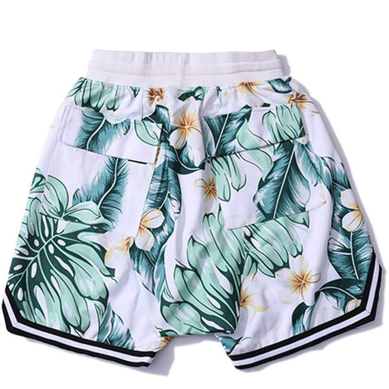 SNOW GARDEN SHORTS - Raiment NYC