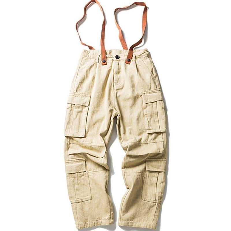 SLATER BIB PANTS - Raiment NYC