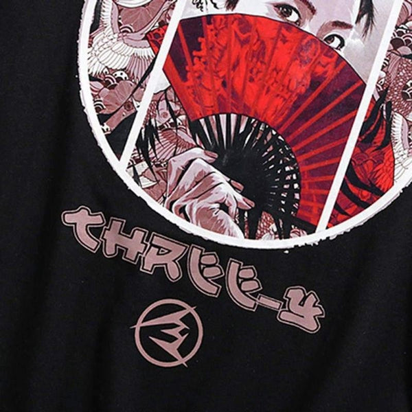 GEISHA TEE - Raiment NYC