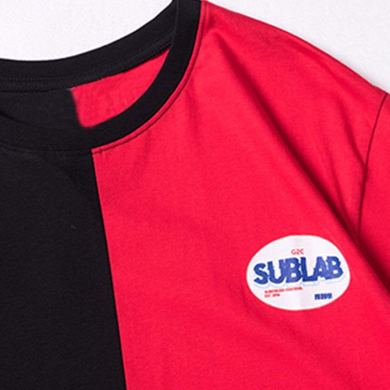 SUBCRUDE LAB TEE - Raiment NYC