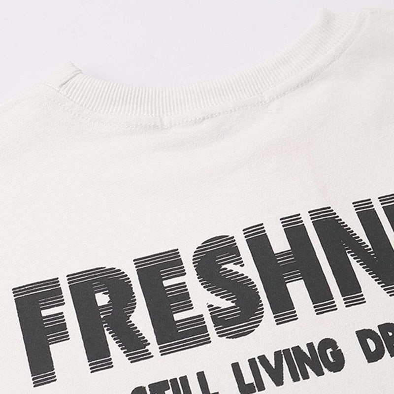 STILL LIVING DREAMS TEE - Raiment NYC