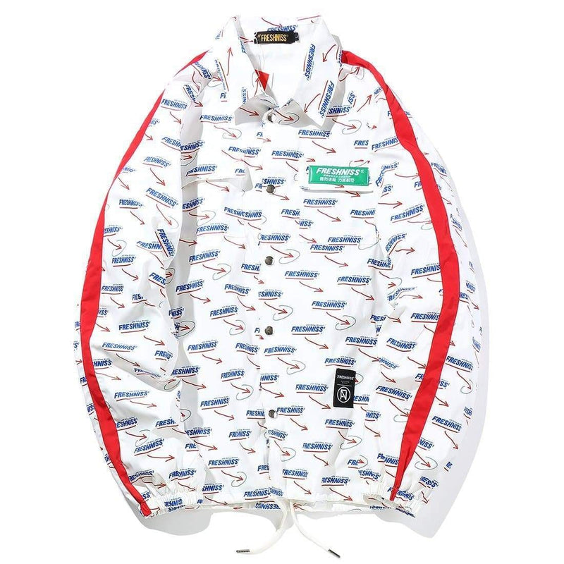 ACHILLE FRESHNISS WINDBREAKER - Raiment NYC