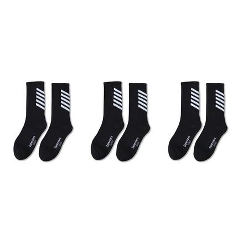 MAXEN SKATEBOARD SOCKS 3PCS - Raiment NYC