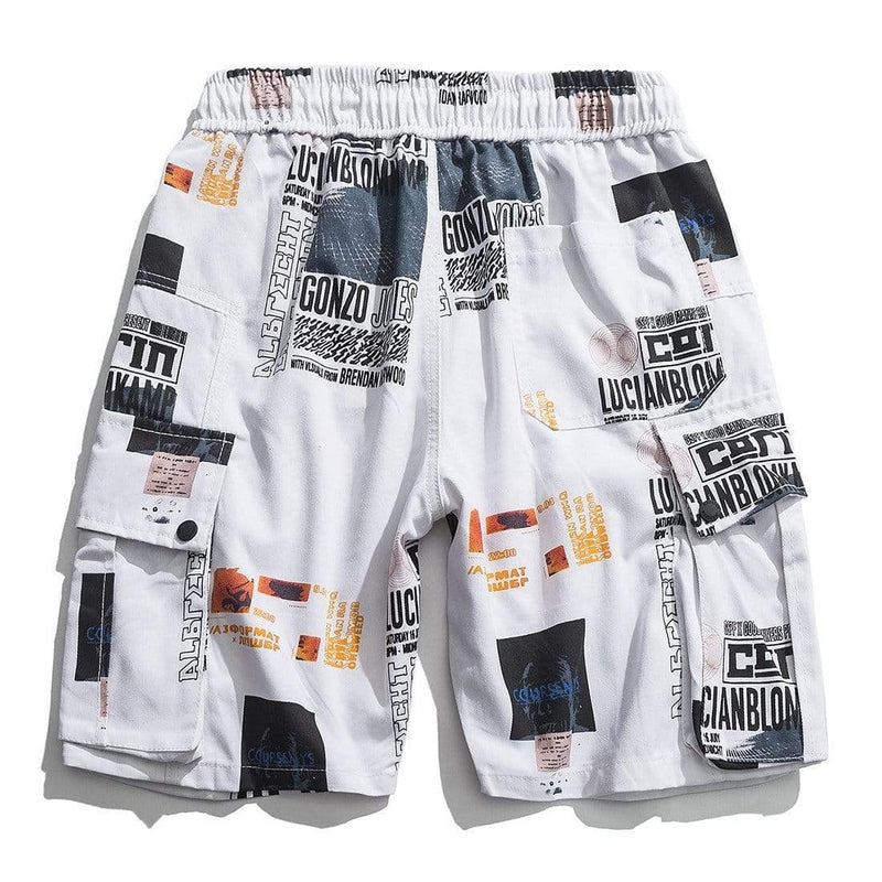 PEARL BUSH SHORTS - Raiment NYC