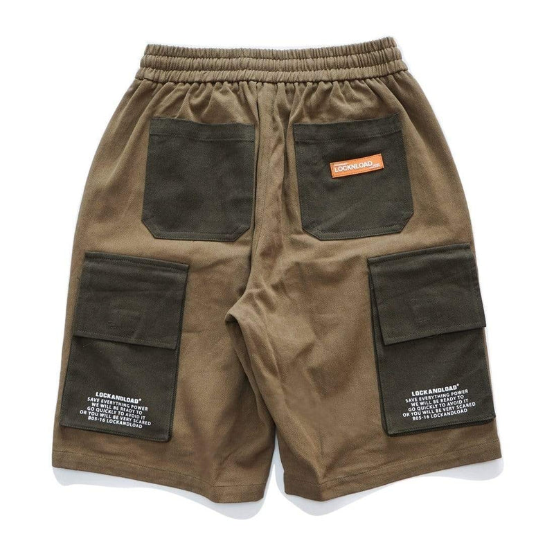 BLACK HUMOR SHORTS
