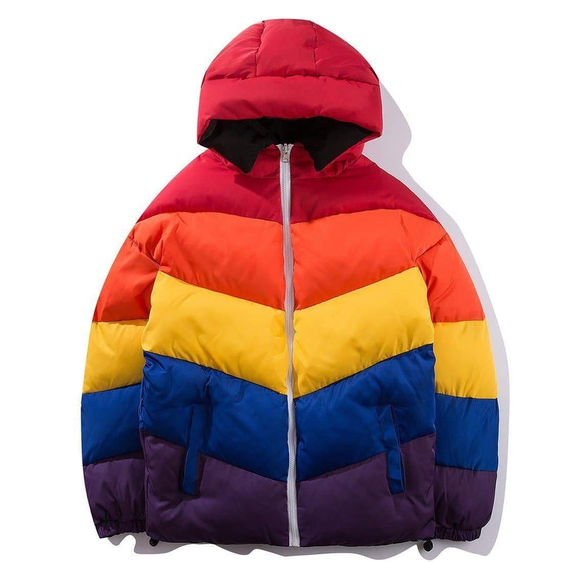 CHROMATIC THICK JACKET