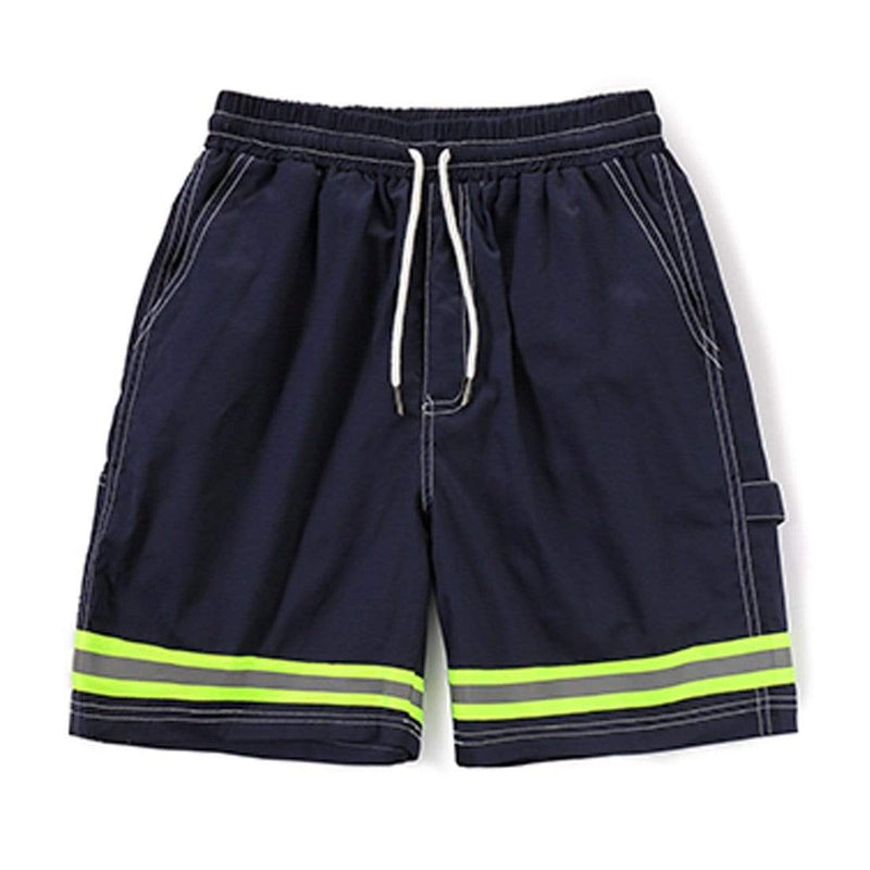 ADHAVAN REFLECTIVE SHORTS - Raiment NYC