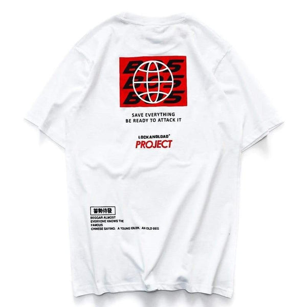 PROJECT TEE - Raiment NYC