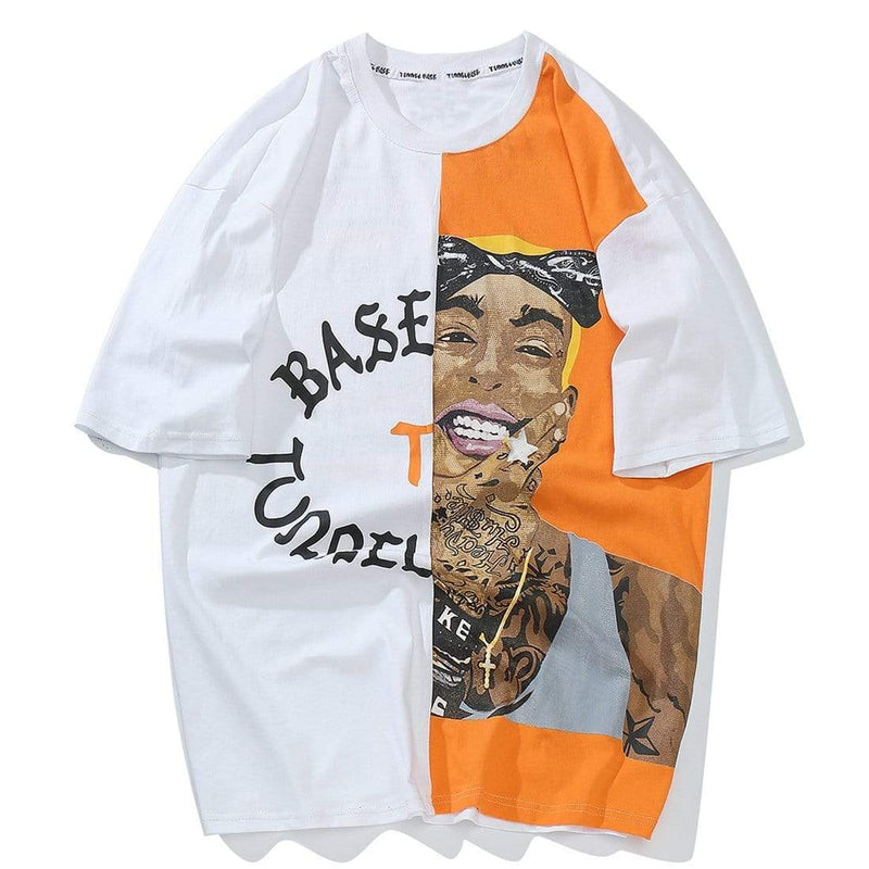 3D HUSTLE TEE - Raiment NYC