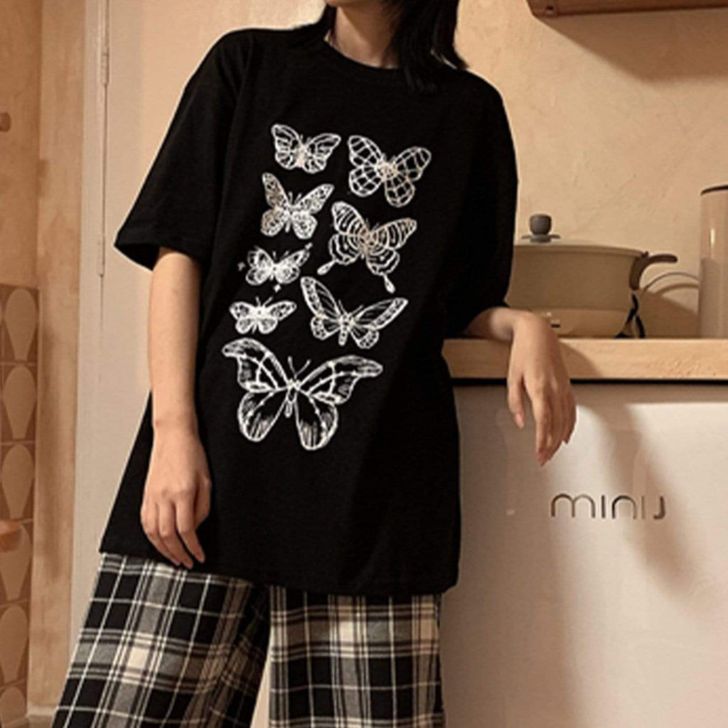 BUTTERFLY EXHIBITION TEE