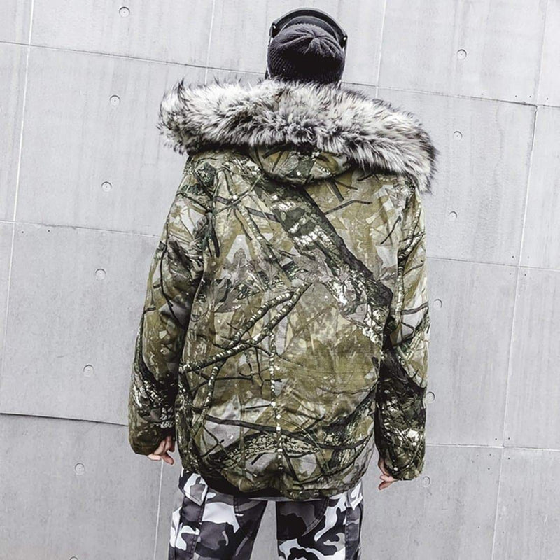 WINTER WOLF PARKAS COAT - Raiment NYC