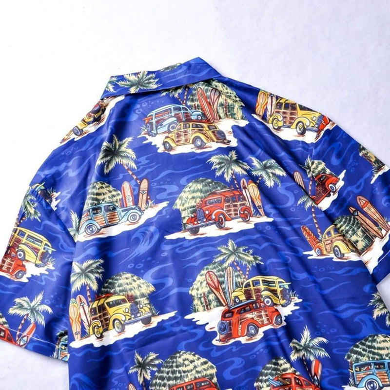 REEF HAWAIIAN SHIRT - Raiment NYC