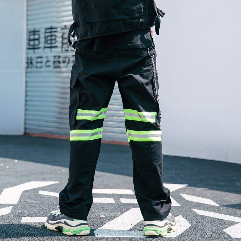 ECHO HIP HOP CARGO PANTS