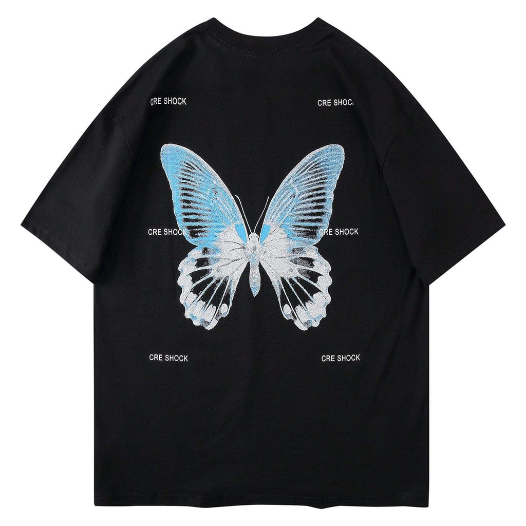 BUTTERFLY X-RAY TEE