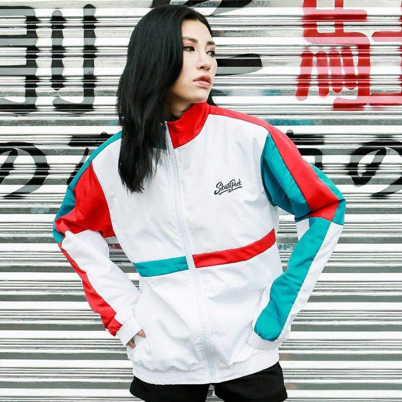 SKATE PARK CURVE JACKET - Raiment NYC