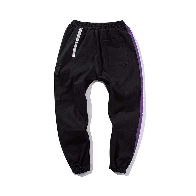 BLACK SMOKE CAMARONE PANTS
