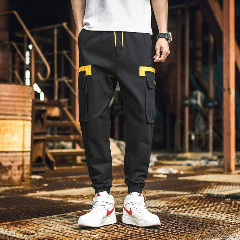GOLDEN BOY CARGO PANTS - Raiment NYC