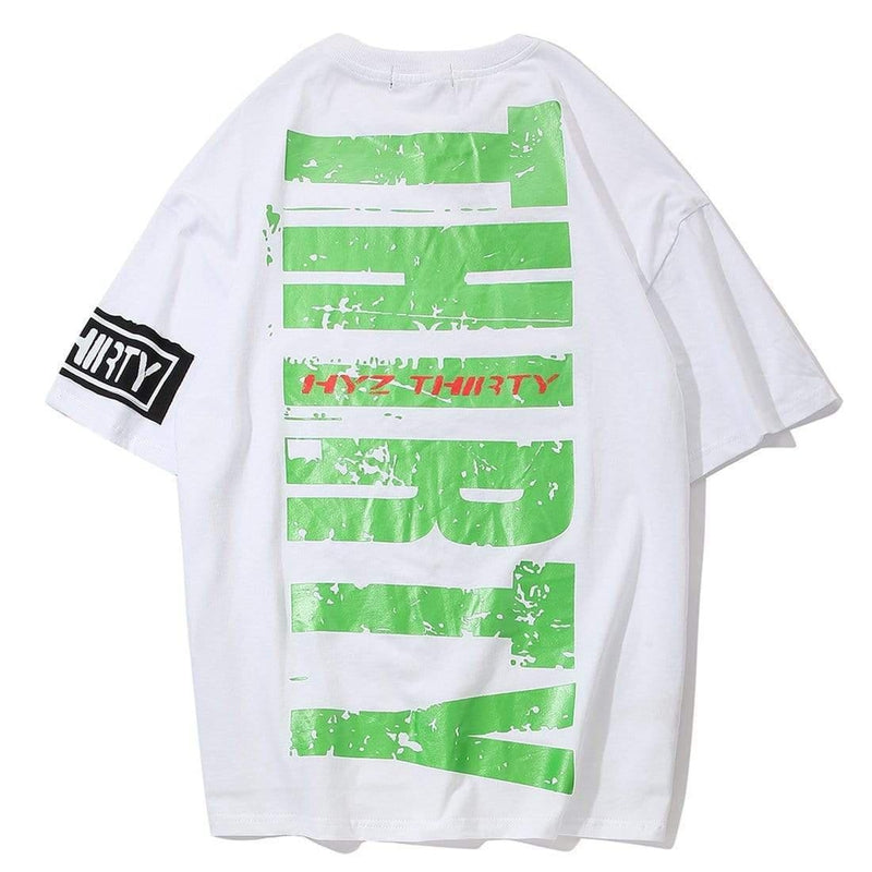 GREEN N GOLD TEE - Raiment NYC