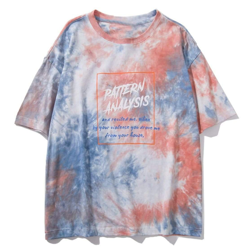 PATTERN ANALYSIS TEE - Raiment NYC