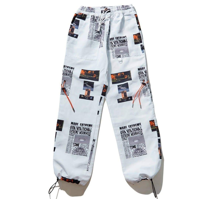 NEWSLETTER PANTS - Raiment NYC