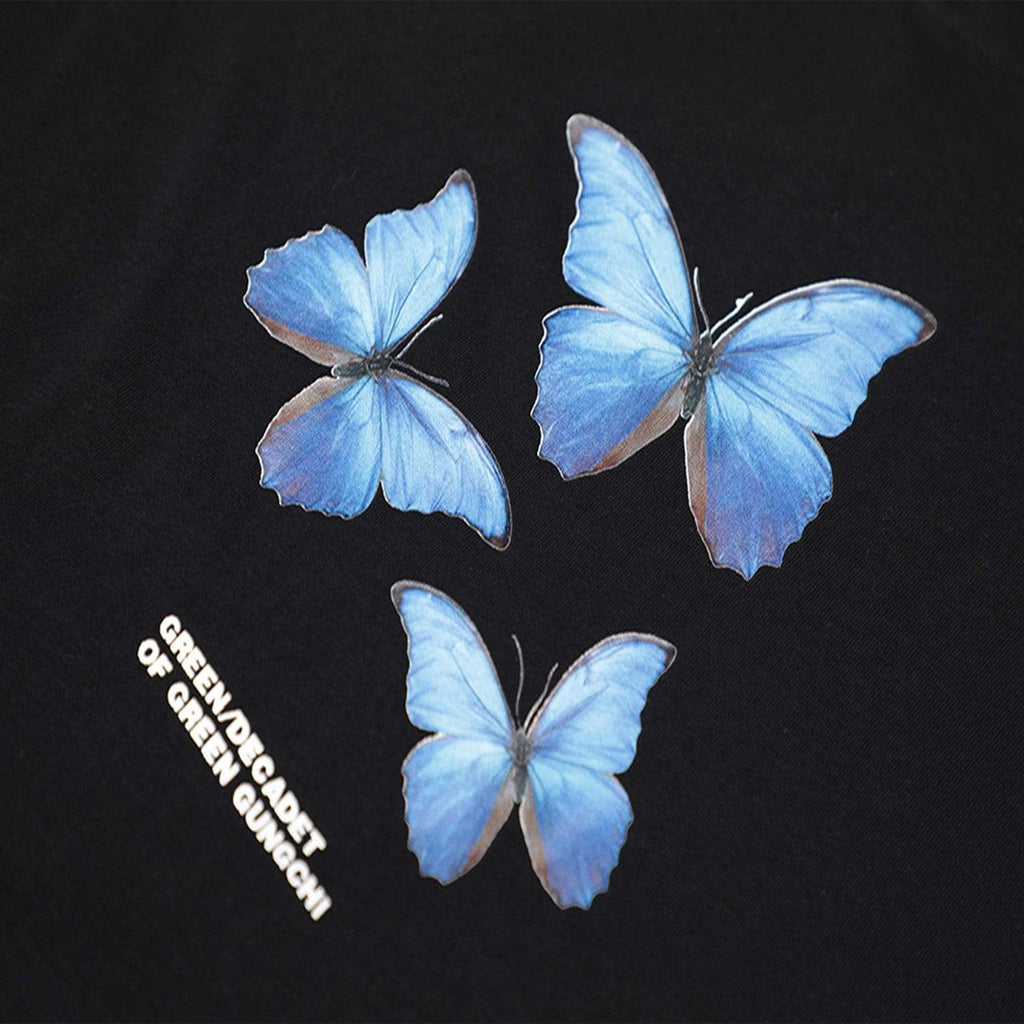 SIMPLE BUTTERFLY TEE