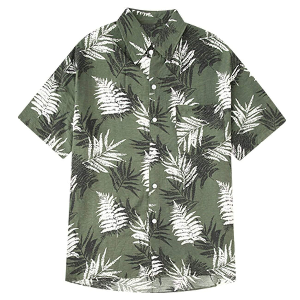 SUMMER LEAVES SHIRT