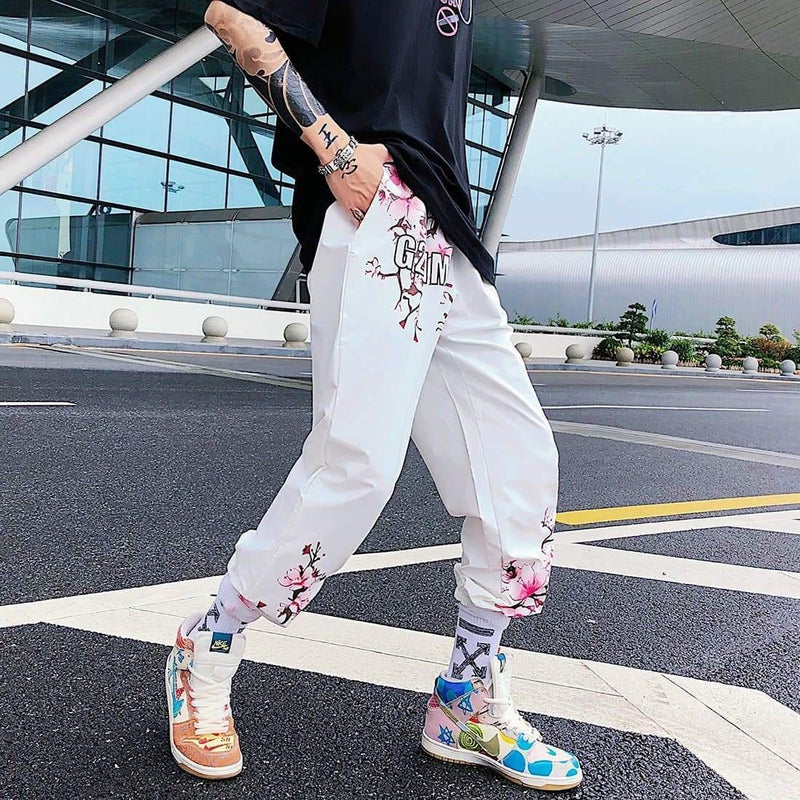 PLUM BLOSSOM PANTS - Raiment NYC