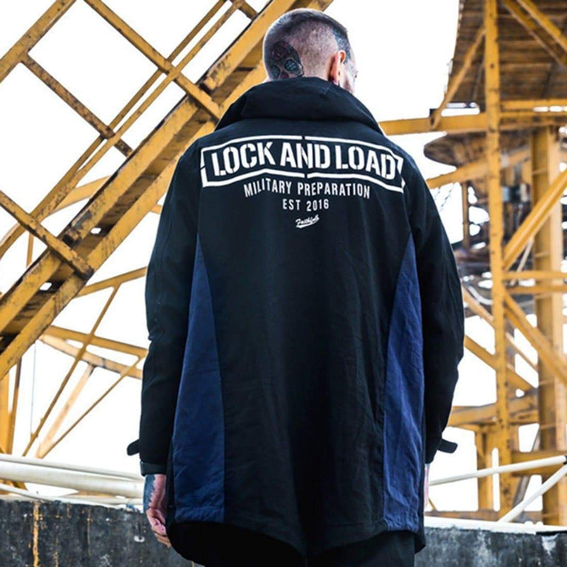 LOCK AND LOAD JACKET - Raiment NYC