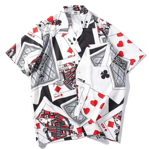 POKER SHIRT - Raiment NYC