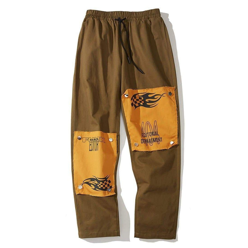 EDITORIAL DEPT CARGO PANTS