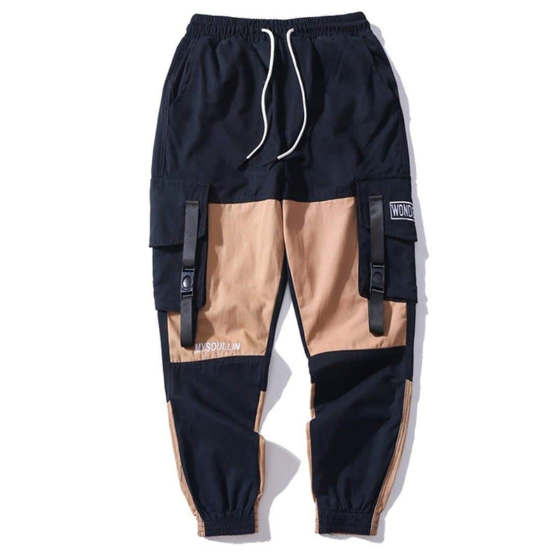 NILE COTTON JOGGER PANTS - Raiment NYC
