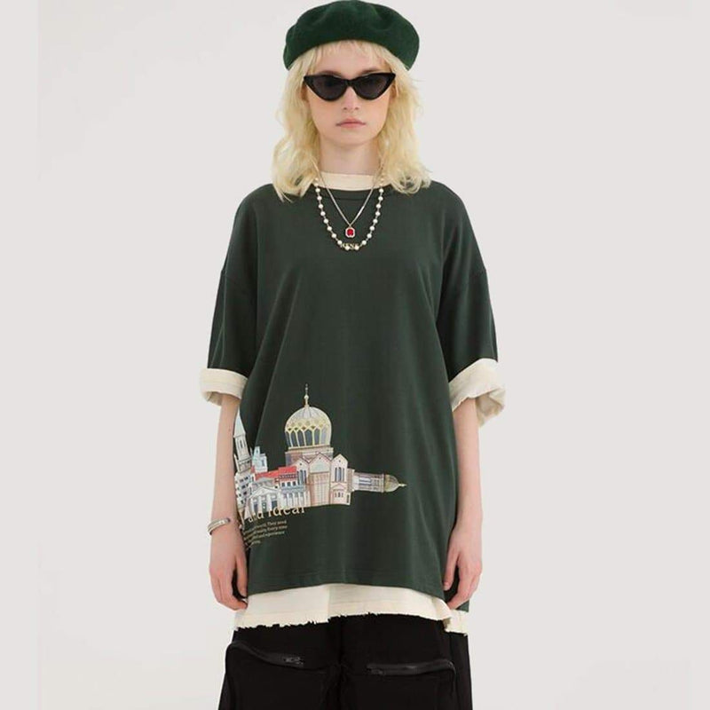 TOWER SHIRT - Raiment NYC