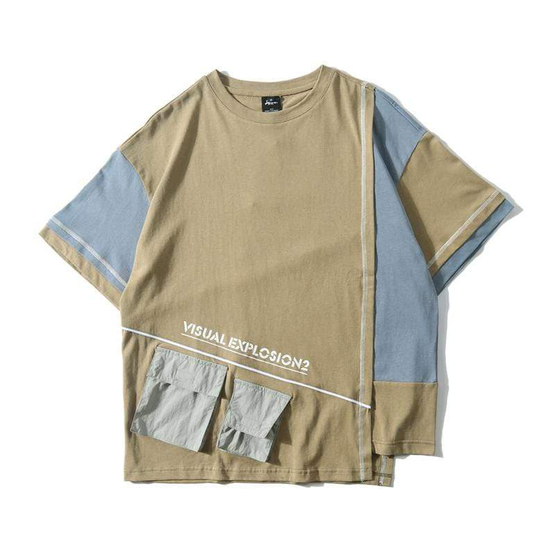 MIXTURE TRENDY TEE - Raiment NYC