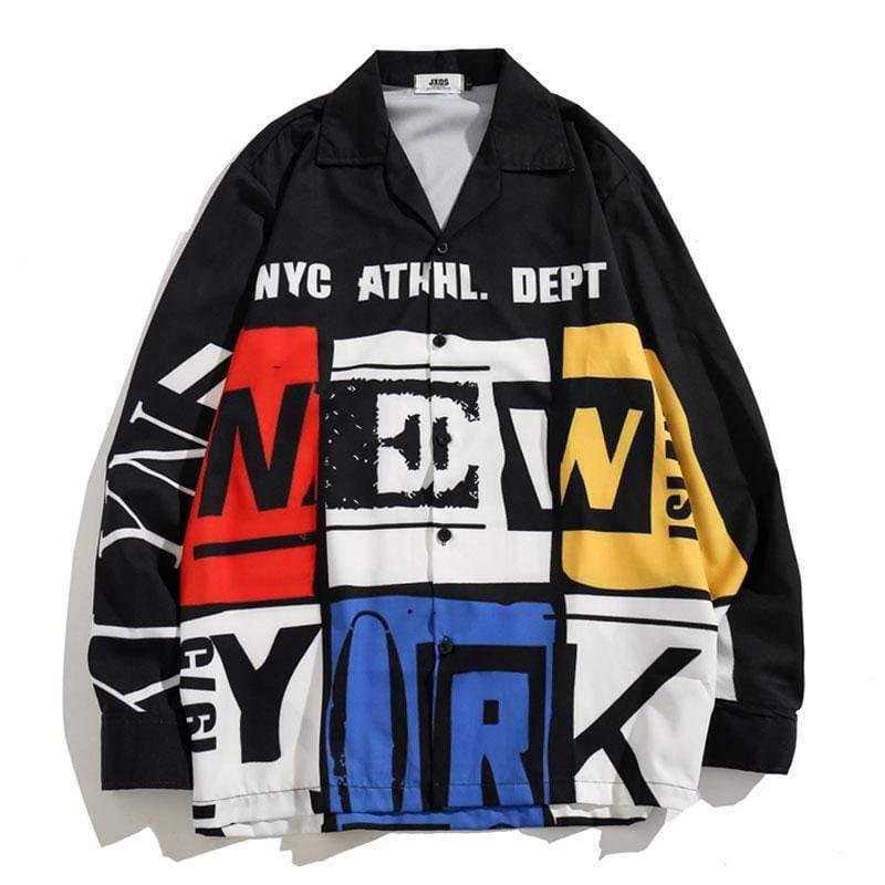 NEW YORK HIP SHIRT - Raiment NYC