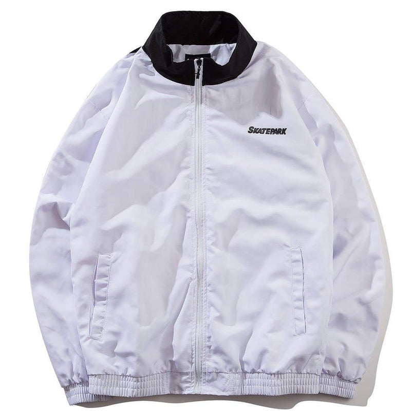N1 SKATE PARK 97 WINDBREAKER - Raiment NYC